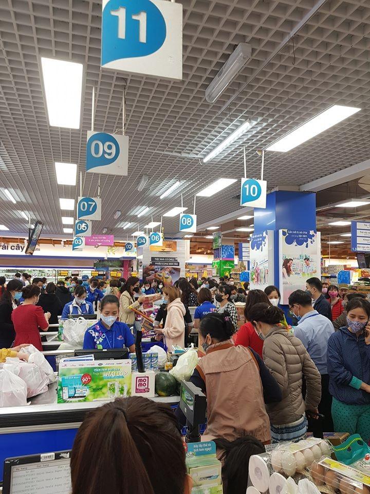 Các điểm bán của Saigon Co.op không xảy ra tình trạng bị động, thiếu hàng
