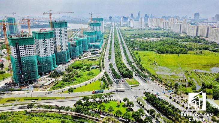 Các doanh nghiệp bất động sản sẽ được hưởng lợi trực tiếp từ những nỗ lực tháo gỡ khó khăn của Chính phủ