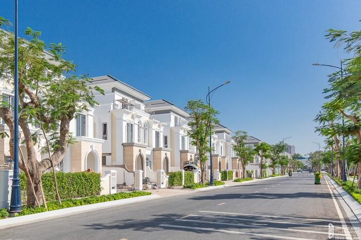 Verosa Park Khang Điền - một dự án mở bán trong quý tại Quận 9 - đã đóng góp hơn 60% trong tổng số 443 căn nhà ở liền thổ được ghi nhận ra mắt trong quý I/2020