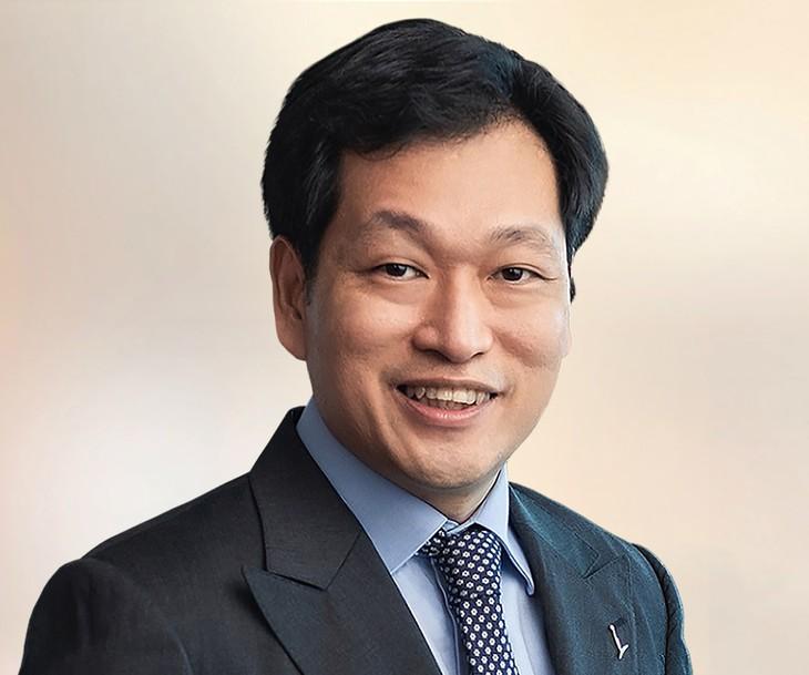 Ông Kevin Goh