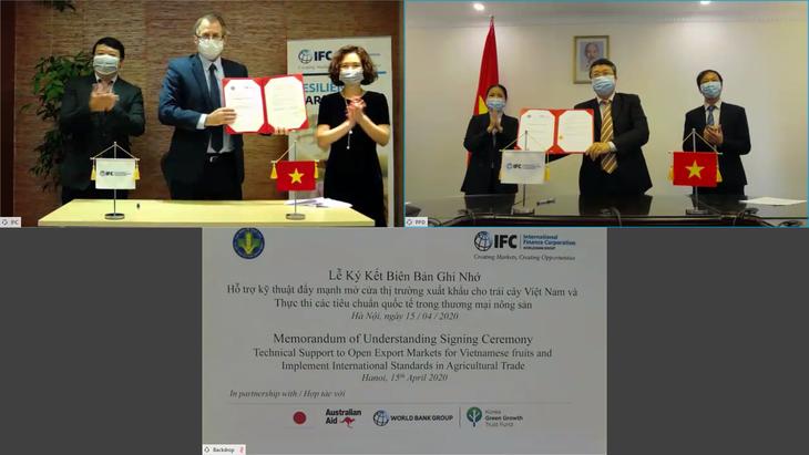 IFC và Việt Nam sẽ phối hợp nhằm cải thiện khung pháp lý và dịch vụ công để mở cửa các thị trường xuất khẩu mới