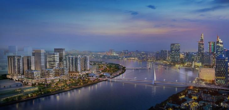 Với các dự án nhà ở và văn phòng, cư dân sẽ vừa có thể làm việc và sống ngay tại The Metropole Thủ Thiêm