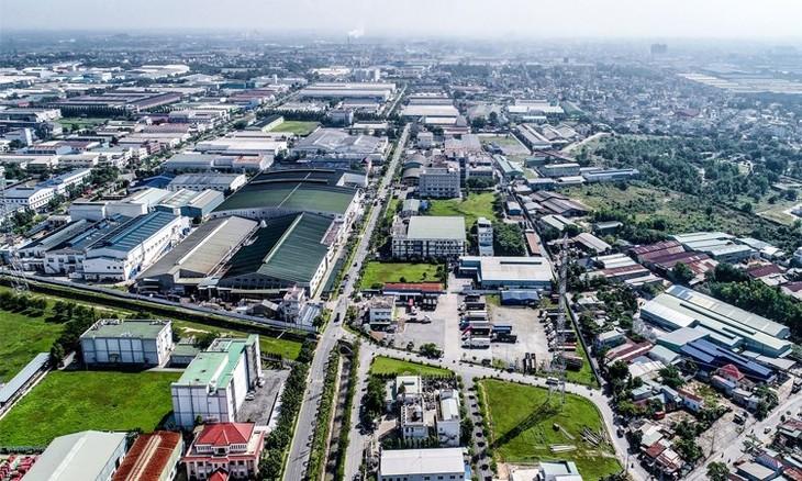 Trong dài hạn, sự phát triển nguồn cung đất công nghiệp sẽ dịch chuyển về các tỉnh, thành phố công nghiệp cấp 2. Ảnh: Internet