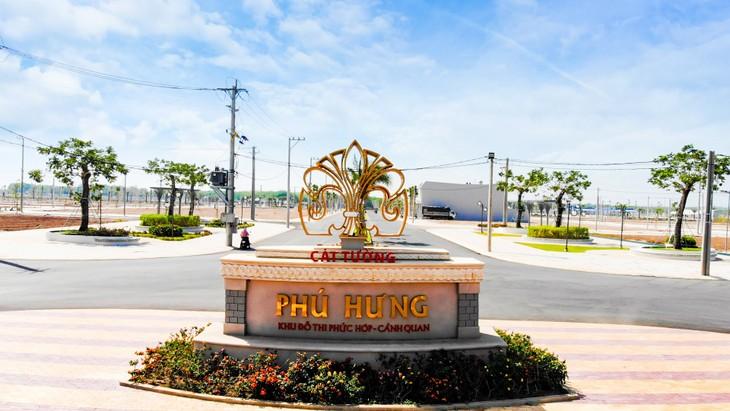 Đầu tháng 5 vừa qua, Khu đô thị Cát Tường Phú Hưng tung ra dòng sản phẩm shophouse đã nhanh chóng tạo nên sức hút lớn đối với thị trường bất động sản TP. Đồng Xoài
