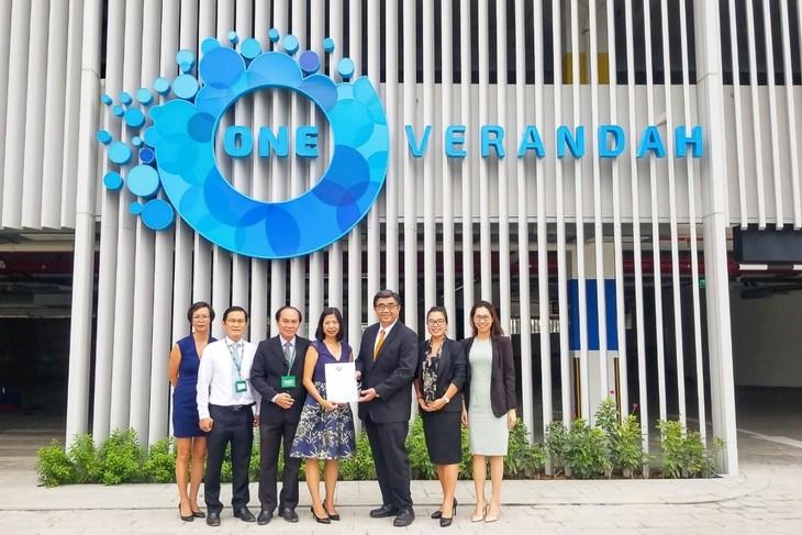 Hình ảnh Lễ ký kết thỏa thuận hợp tác chiến lược giữa Công ty TNHH CBRE Việt Nam và Công ty Đầu tư và Phát triển Bất động sản Mapletree