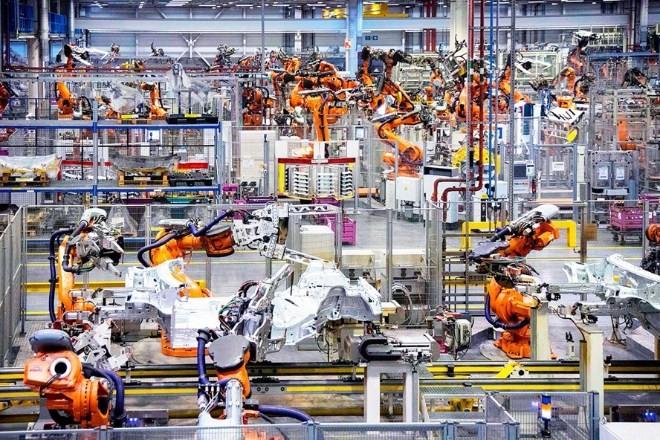 Những công ty có chuỗi cung ứng được kích hoạt kỹ thuật số chắc chắn sẽ chiếm ưu thế về tốc độ giao dịch hàng hóa. Ảnh: Internet