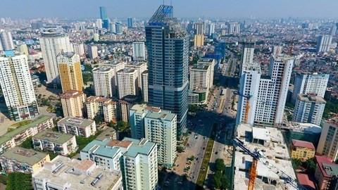 Nguồn cung các dự án bất động sản hiện đại của Hà Nội đang tăng lên và các chủ đầu tư trong nước đang tập trung cung cấp ra thị trường các bất động sản tiêu chuẩn quốc tế. Ảnh: Internet