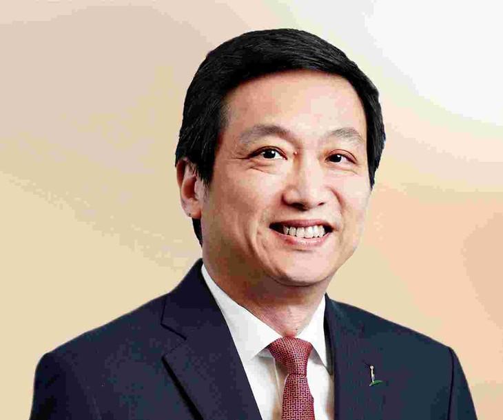 Ông Ronald Tay sẽ giữ chức Tổng Giám đốc CapitaLand Việt Nam từ 1/7/2020