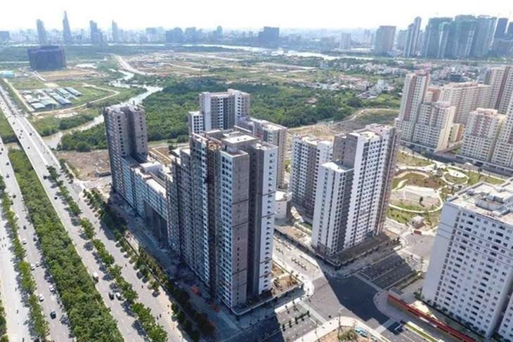 Lượng căn hộ bán được trong quý 2 cao gấp đôi so với quý 1.2020. Ảnh: Internet