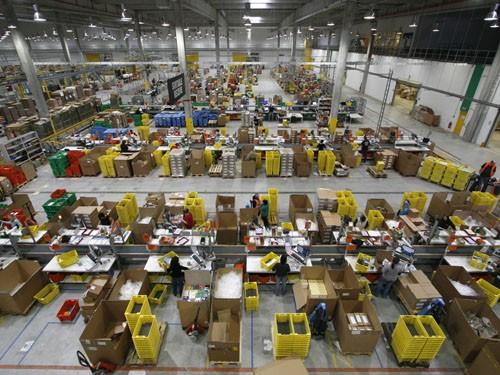 Các trung tâm sản xuất có khả năng sẽ di dời đến gần hơn với những thị trường mục tiêu và thị trường có lao động giá rẻ cũng như tay nghề cao. Ảnh: Internet