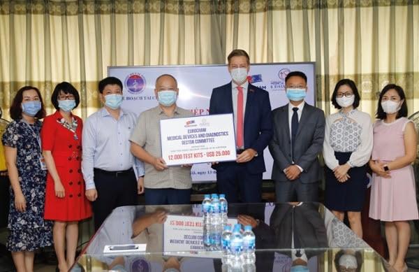 EuroCham cam kết hỗ trợ Chính phủ và người dân Việt Nam trong cuộc chiến này