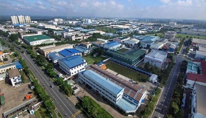Giá chào thuê đất tại một số khu công nghiệp ở TP.HCM, Đồng Nai và Long An tăng từ 20% đến 30% so với cùng kỳ năm ngoái. Ảnh: Internet.