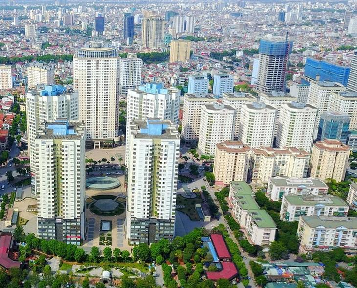 Thị trường Hà Nội đang do các chủ đầu tư miền Bắc thống lĩnh. Ảnh: Internet.