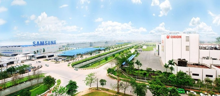 Nhu cầu đất công nghiệp vẫn giữ đà tăng trong Quý 3/2020 do Việt Nam vẫn là điểm đến thuận lợi cho các nhà đầu tư. Ảnh: Internet.