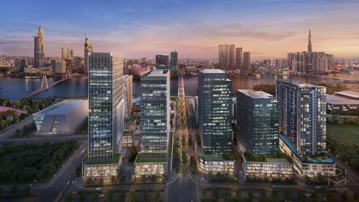 """SonKim Land """"thắng lớn"""" tại Giải thưởng Bất động sản Việt Nam 2020"""