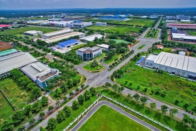 Trong quý III/2020 và hai tháng gần đây chứng kiến thị trường bất động sản công nghiệp của Việt Nam thu hút sự quan tâm mạnh mẽ từ các nhà đầu tư. Ảnh: Internet.