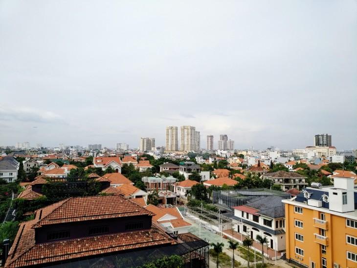 3 địa phương có nhiều dự án tăng cao hơn mức tăng bình quân của toàn thị trường, đó là Hà Nội, TP.HCM, Bình Dương. Ảnh: Ngô Bảo Tín
