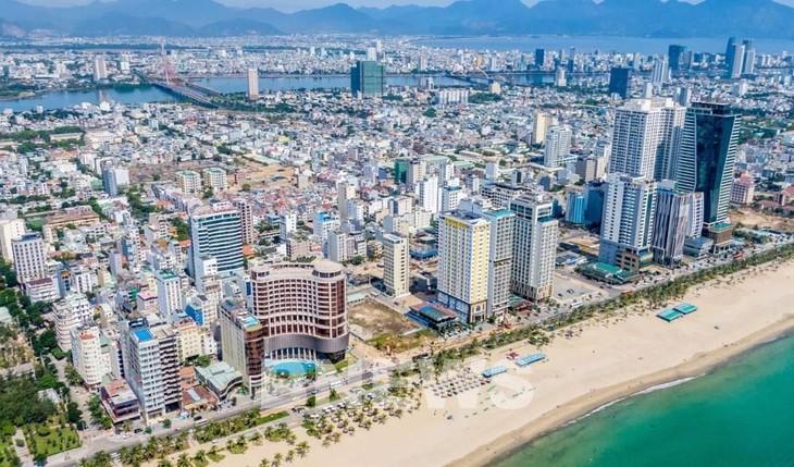 """""""Cứu cánh"""" của thị trường bất động sản Đà Nẵng vẫn còn đó khi các phân khúc Nhà ở, bất động sản Thương mại, bất động sản Công nghiệp, có những điểm sáng nhất định. Ảnh: Internet"""