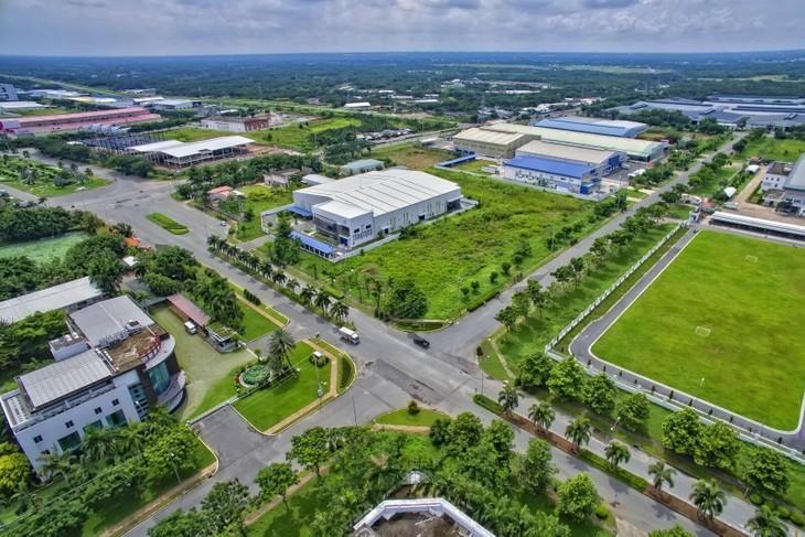 Trong làn sóng Covid-19 lần thứ tư, Việt Nam tiếp tục có các khu công nghiệp mới được thành lập