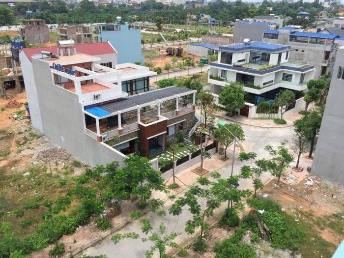 Thái Nguyên: Dự án Khu dân cư sinh thái kiểu mẫu phường Túc Duyên dính nhiều sai phạm