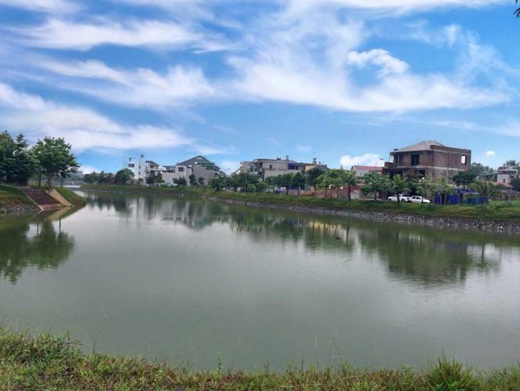 Nhiều sai phạm tại Dự án Xây dựng Khu đô thị Hồ điều hòa Xương Rồng (Thái Nguyên)