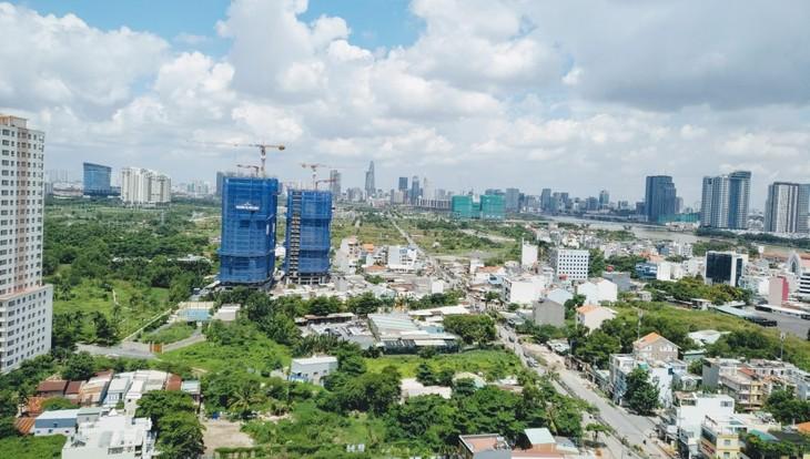 TP.HCM: Nhiều dự án nhà ở thương mại bị đình trệ do chưa được đóng tiền sử dụng đất