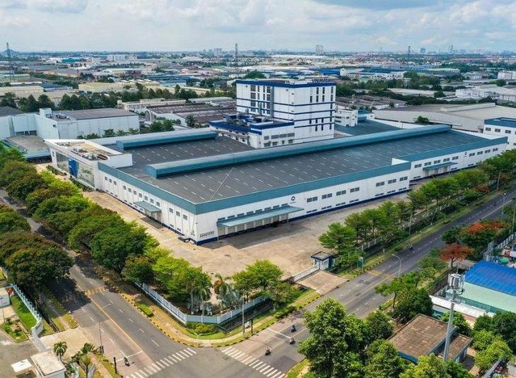 Với sự thay đổi mạnh mẽ trong đại dịch, thị trường bất động sản công nghiệp tại Việt Nam đã trở thành cơ hội hấp dẫn cho cả nhà đầu tư trong nước và quốc tế. Ảnh: Internet