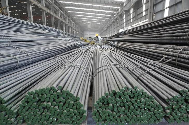 Nhiều loại thép của Việt Nam xuất khẩu vào thị trường Canada sẽ không phải chịu thuế tự vệ. (Ảnh Internet)