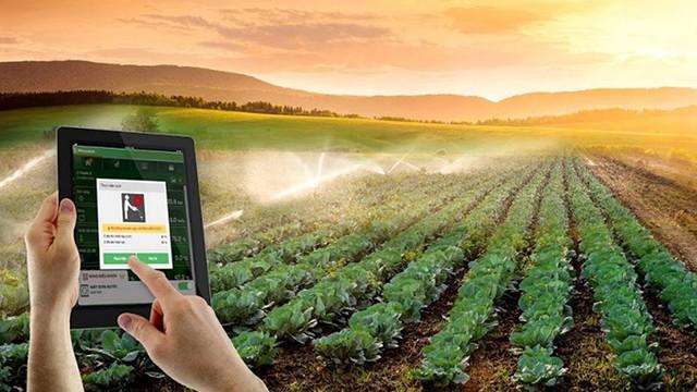 Ứng dụng IoT phục vụ tưới tiêu trong nông nghiệp (ảnh Internet)