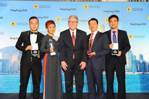 Stevie Awards châu Á - Thái Bình Dương là giải thưởng duy nhất ghi nhận sự đổi mới sáng tạo trong kinh doanh trên toàn khu vực châu Á - Thái Bình Dương (ảnh: internet)