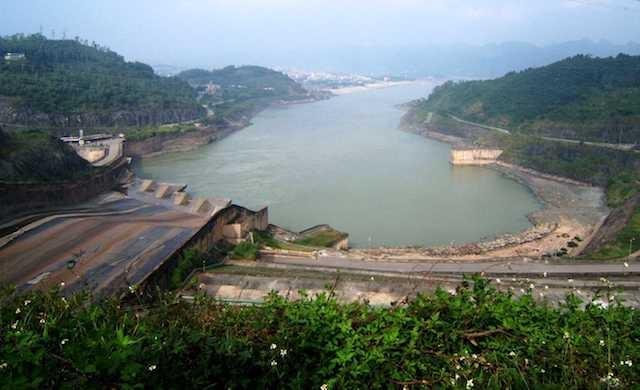 Đến thời điểm này, mức nước tại các hồ thủy điện rất thấp so với trung bình nhiều năm (ảnh: Internet)