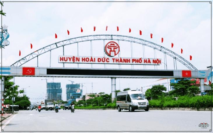 Hà Nội đang xem xét thành lập cụm công nghiệp trên địa bàn huyện Hoài Đức (ảnh: Internet)