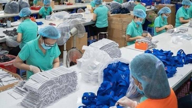 Doanh nghiệp xuất khẩu khẩu trang, đồ bảo hộ y tế vào thị trường EU cần lưu ý đáp ứng các tiêu chuẩn của EU với mặt hàng này (ảnh: Internet)