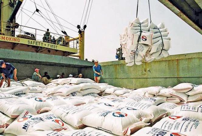 Thủ tướng yêu cầu thanh tra đột xuất việc chấp hành quy định pháp luật về xuất khẩu gạo. Ảnh: Internet