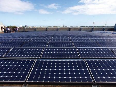 Các dự án năng lượng tái tạo tại Việt Nam đang thu hút nhà đầu tư ngoại (ảnh: Internet)