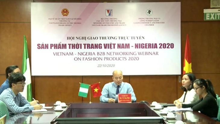 Ông Vũ Bá Phú, Cục trưởng Cục Xúc tiến thương mại, Bộ Công Thương phát biểu tại Hội nghị (ảnh: MK)
