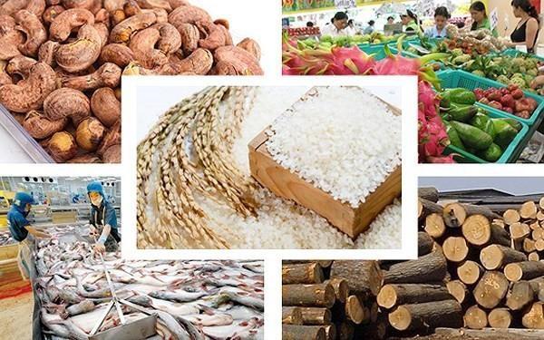 Xuất khẩu nông sản tăng mạnh trong tháng đầu tiên năm 2021