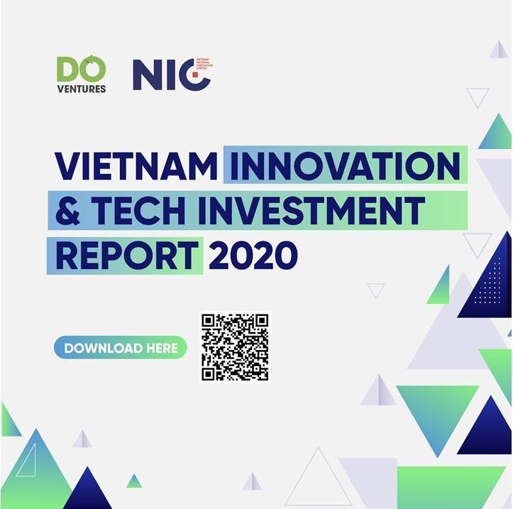 Báo cáo Đổi mới Sáng tạo và Đầu tư Công nghệ Việt Nam 2020 cho biết, năm 2020 là một năm đầy thử thách, song start up công nghệ Việt Nam vẫn thu hút được 451 triệu USD (ảnh: NIC)