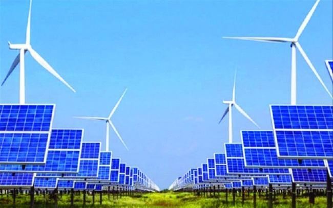 Theo Dự thảo Quy hoạch điện VIII, điện tái tạo sẽ được ưu tiên phát triển (ảnh minh họa: Internet)