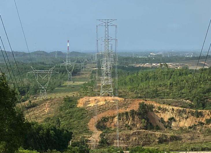 Đóng điện thành công đường dây 500kV Dốc Sỏi - Pleiku 2 (ảnh: CPMP)