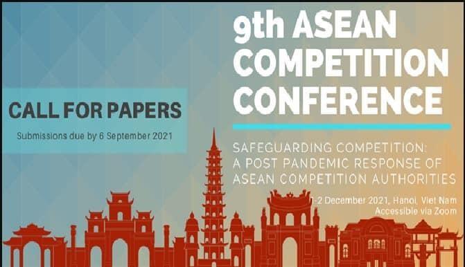 Hội nghị Cạnh tranh ASEAN lần thứ 9 sẽ điễn ra vào đầu tháng 12/2021 tại Hà Nội theo hình thức trực tiếp và trực tuyến (ảnh: Moit)