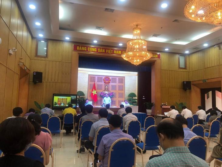 Thủ tướng Chính phủ phát biểu kết thúc Hội nghị trực tuyến ngày 8/8/2021