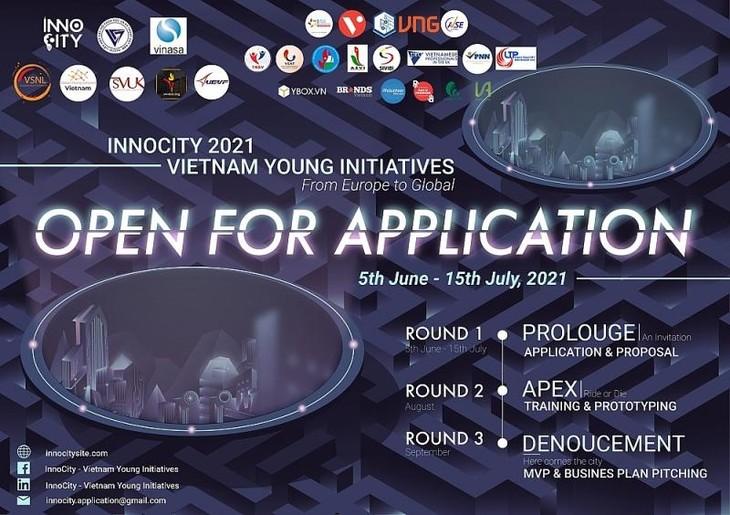 InnoCity 2021 mong muốn mang đến cơ hội quy tụ trí thức trẻ người Việt Nam và kêu gọi tinh thần đóng góp, cống hiến cho đất nước từ các bạn trẻ đang học tập, làm việc tại nước ngoài (ảnh: Internet)