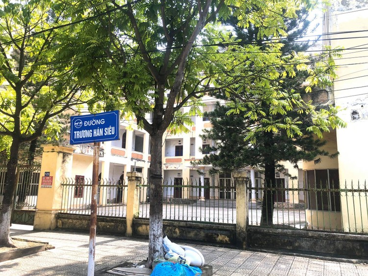 Đấu giá trụ sở cũ Tòa án nhân dân tỉnh Ninh Bình ảnh 1