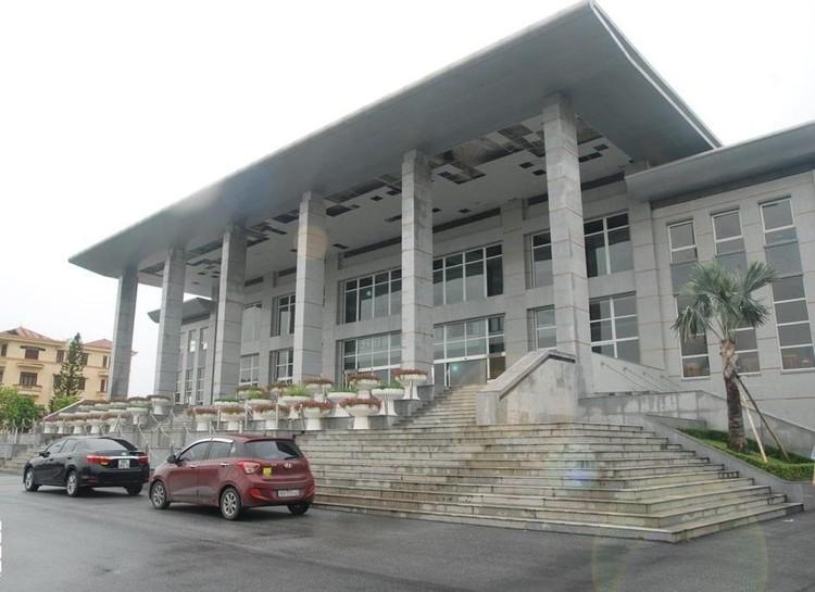 Dự án Khối nhà phục vụ Trung tâm hội nghị tỉnh Hưng Yên: Đấu giá lại quyền sử dụng đất dự án ảnh 1