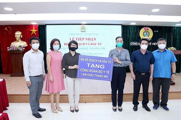 Bộ Kế hoạch và Đầu tư chung tay hỗ trợ các nguồn lực cho Việt Nam phòng chống dịch Covid-19 ảnh 3
