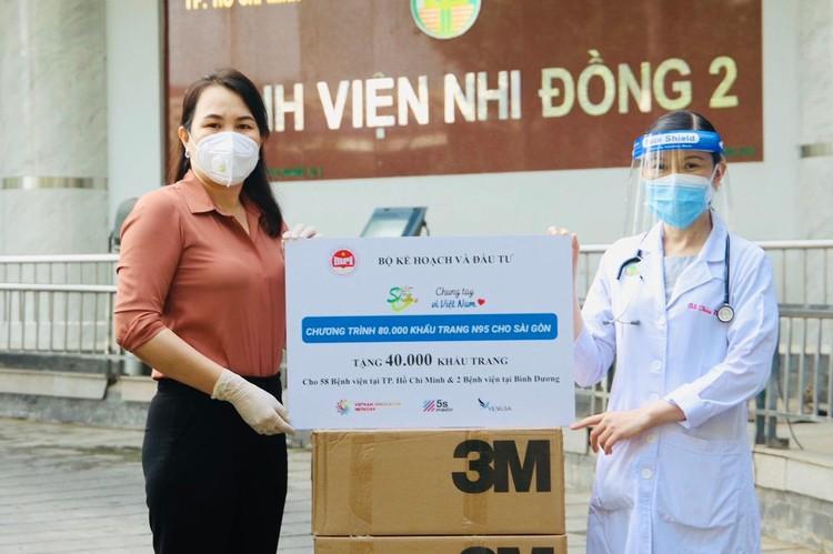 Bộ Kế hoạch và Đầu tư chung tay hỗ trợ các nguồn lực cho Việt Nam phòng chống dịch Covid-19 ảnh 1