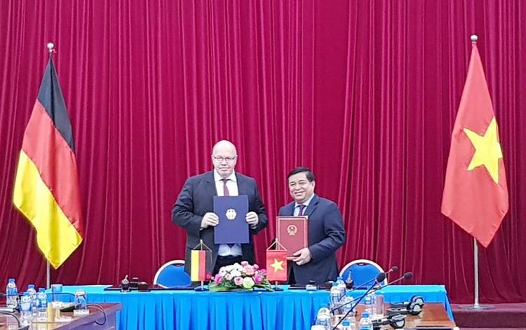 Thúc đẩy quan hệ đối tác chiến lược Việt Nam – CHLB Đức ảnh 1