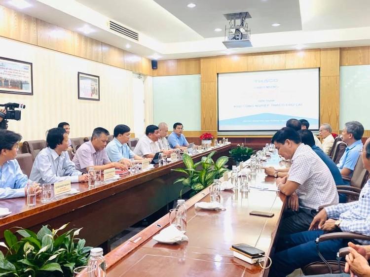 Bộ Kế hoạch và Đầu tư làm việc tại các tỉnh miền Trung, Tây Nguyên: Nắm bắt kịp thời vướng mắc, thúc tăng trưởng kinh tế ảnh 1