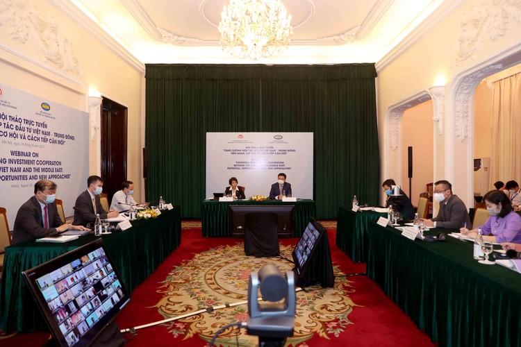 Nhiều cơ hội mới trong hợp tác đầu tư Việt Nam – Trung Đông ảnh 1